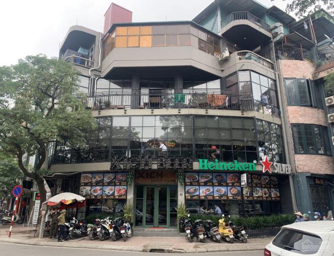 Cho thuê nhà mặt phố Nguyễn Khánh Toàn 105m2 x 2T, MT 9m. Nhà phù hợp dành cho các thương hiệu lớn! ảnh 0