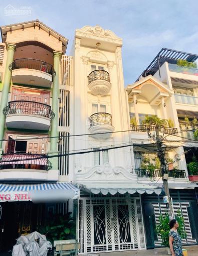 Cần bán nhà mặt tiền đường Diệp Minh Châu,P Tân Sơn Nhì, Q Tân Phú. Diện tích 4x16m kết cấu 4 tấm ảnh 0