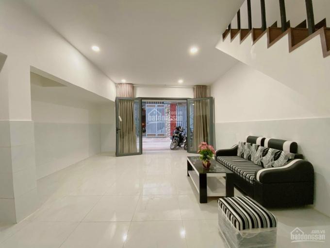 Cho thuê nhà giá rẻ mùa dịch 412/3 Nơ Trang Long, P13, Bình Thạnh ảnh 0