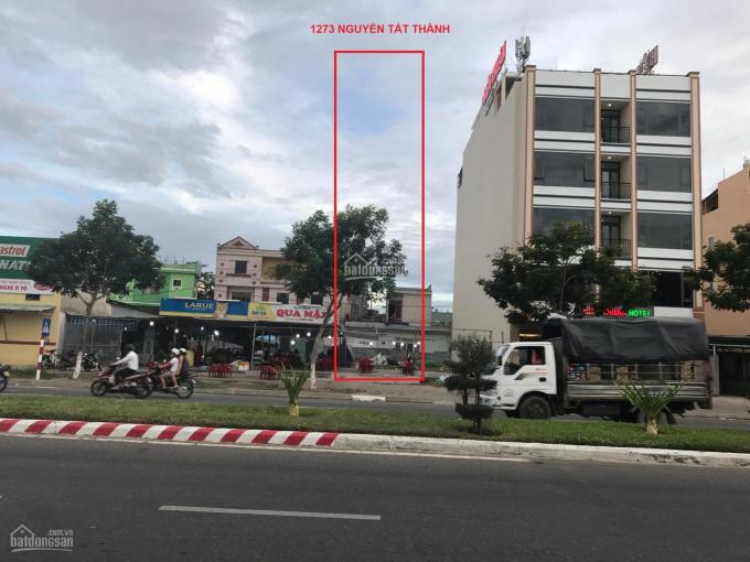 Mặt tiền Nguyễn Tất Thành 125m2, khu vực kinh doanh sầm uất ảnh 0
