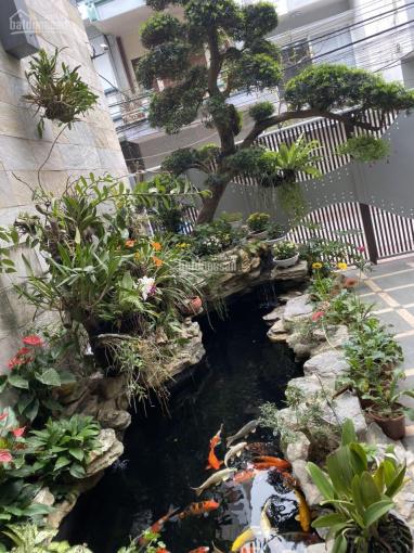 Bán căn biệt thự sân vườn giữa trung tâm thành phố - DTMB 318m2 - Lê Chân ảnh 0