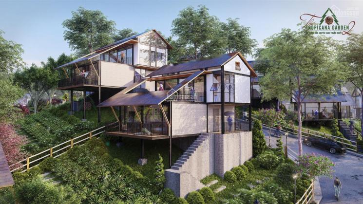 Biệt thự vườn 4.0 nơi định cư hay nghỉ dưỡng dài hạn đầu tiên B'Lá, Lâm Đồng, 6 tr/m2. 0898753198 ảnh 0