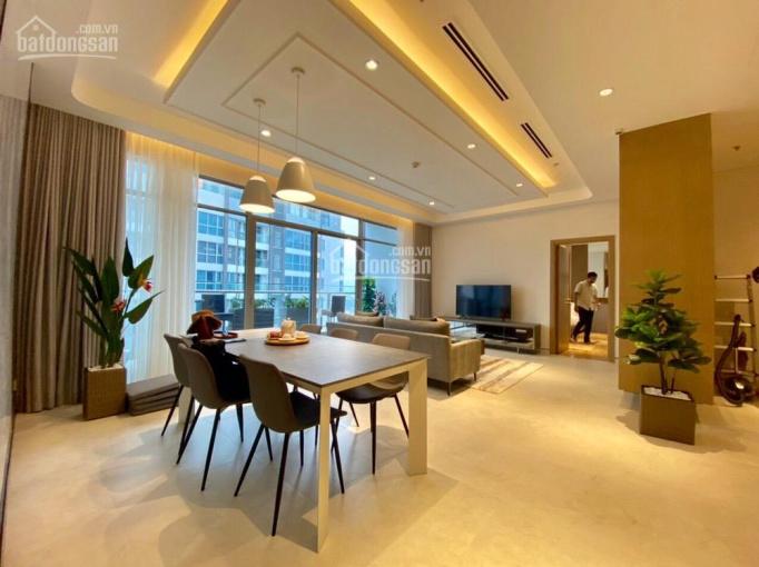 Cho thuê penthouse Vinhomes - Park 4 - 3PN - 170,3m2 - đầy đủ nội thất ảnh 0