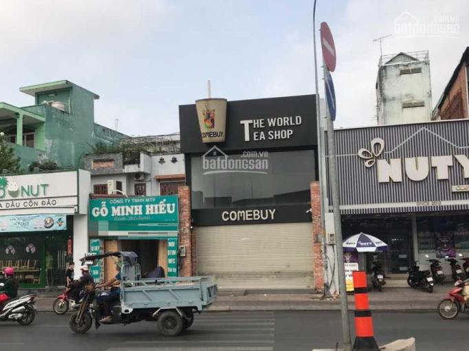 Cho thuê mặt tiền Phan Văn Trị đối diện siêu thị Emart - Ngang 6m rất đẹp ảnh 0
