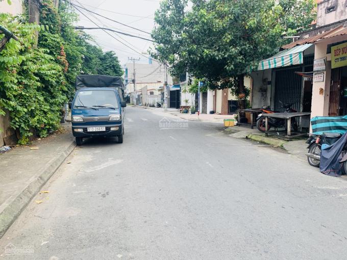Bán lô đất góc 2MT hẻm 9m 481 Tân Kỳ Tân Quý, Q. Tân Phú 5mx11, giá 5tỷ2 TL cho khách thiện chí ảnh 0