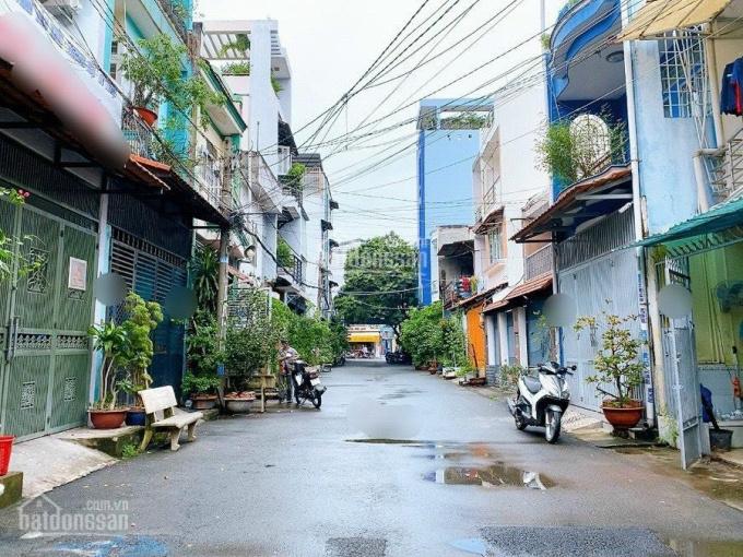 Bán nhà đường rộng 8m Nguyễn Quý Anh P. Tân Sơn Nhì Q. Tân Phú 4mx14m 1 lầu giá 6tỷ4 TL, vị trí đẹp ảnh 0
