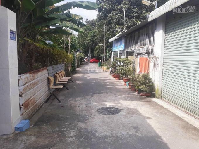 Căn nhà ngay hẻm 288 Huỳnh Văn Luỹ, P Phú Lợi, nhà 1 trệt 1 gác lửng, 3 p ngủ. Đường nhựa 4m ảnh 0