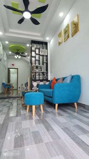 Nhà 1 trệt 1 lầu, sổ riêng thổ cư, khu phố 1, Phường Long Bình, TP Biên Hòa ảnh 0