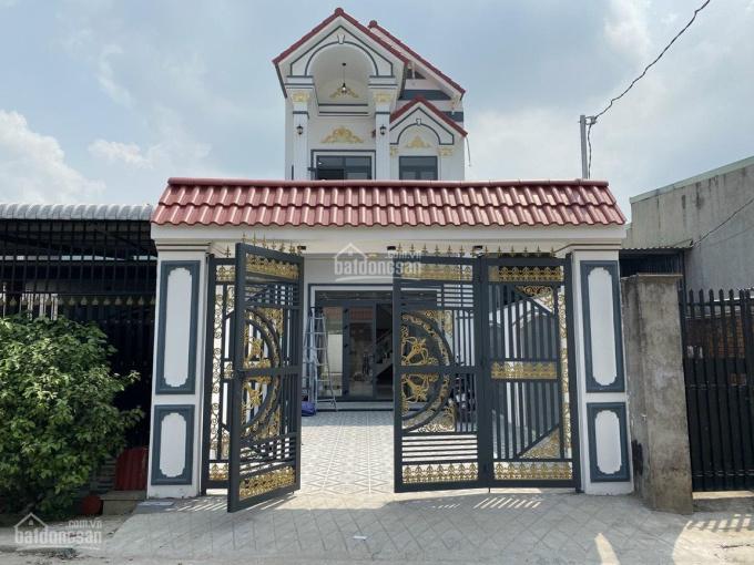 Nhà phố Thuận An - mái Thái - diện tích lớn - có sân xe hơi ảnh 0