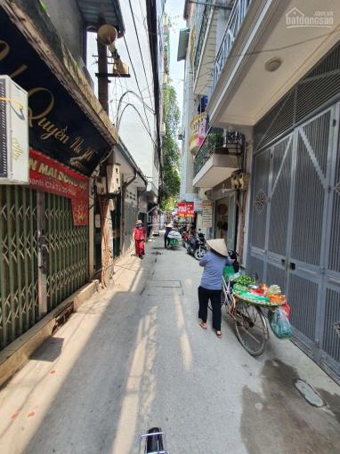 Bán nhà ngõ Văn Hương - Tôn Đức Thắng. DT 33m2 x 3.5T, ngõ nông, sổ đỏ đầy đủ ảnh 0