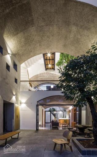 Nhà Lam Sơn Bình Thạnh - mái vòm tuyệt tác - hẻm 6m - 170m2 - 4 tầng - 27.5 tỷ ảnh 0