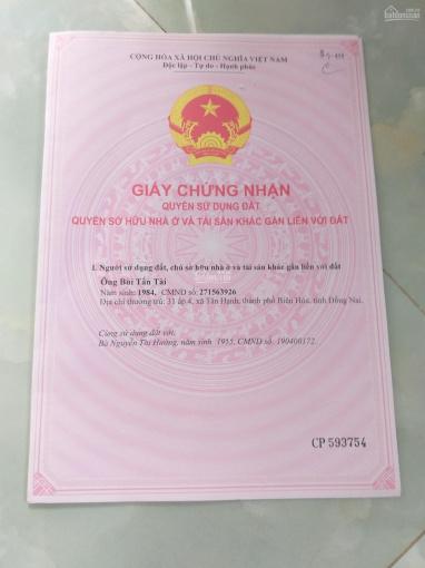 Chính chủ cần bán nhà cấp 4 xã Thạnh Hội, Tân Uyên mặt tiền đường 5m dân cư đông đúc LH 0913218171 ảnh 0