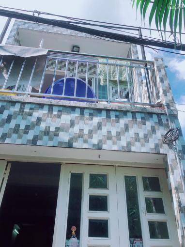 Bán nhà hẻm 3m thông đường Số 9, F16, Gò Vấp, DT 62m2, trệt + lầu, và 2p cho thuê ảnh 0