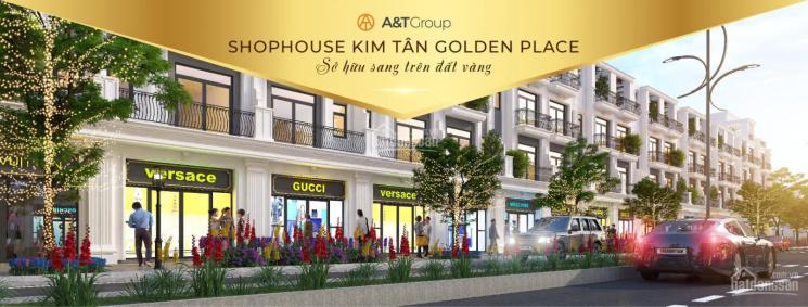 Shophouse Golden Place Kim Tân - Lào Cai, điểm đến đầu tư sinh lời bậc nhất Tây Bắc. LH: 0366336980 ảnh 0