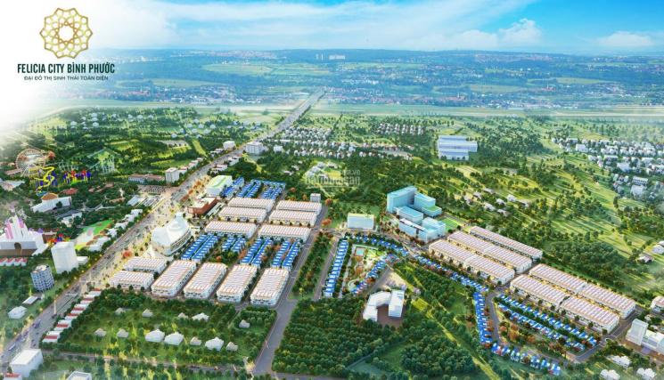"""Kiến tạo đô thị Felicia chuẩn """"sống xanh"""", kiểu mẫu đón sóng đầu tư ảnh 0"""