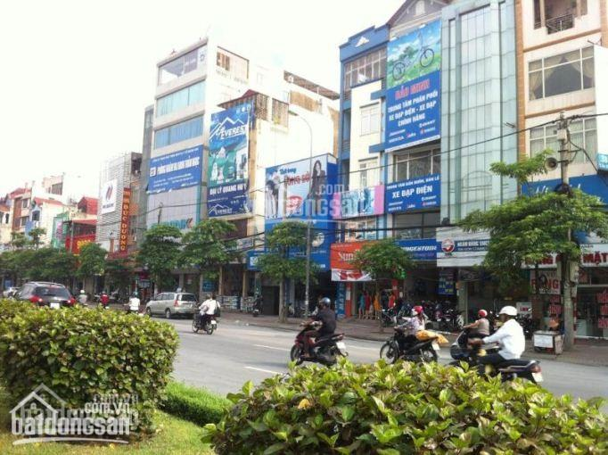 Mặt tiền Nơ Trang Long cạnh Phan Đăng Lưu, DT 12x22m, GPXD hầm 8 lầu, giá 68 tỷ ảnh 0