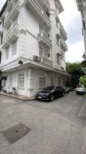 Cho thuê nhà MP Sơn Tây: 80m2 x 5 tầng, MT 6m, nhà mới, lô góc 3 mặt thoáng, vỉa hè rộng 0974557067 ảnh 0