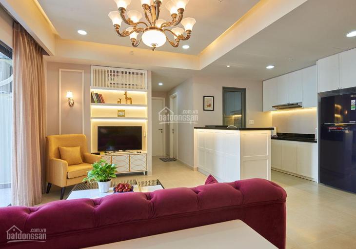 Cần bán căn hộ chung cư Gold View Q4, DT 80m2, 2PN, lầu trung, nhà mới, giá 3,6 tỷ, LH 0931892333 ảnh 0