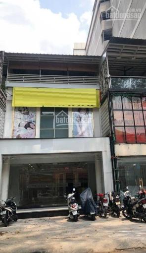 Cho thuê nhà mặt tiền KD Phan Văn Trị, DT: 6m x 12m. 1 lầu đối diện Emart, LH: 0934 003 573 ảnh 0