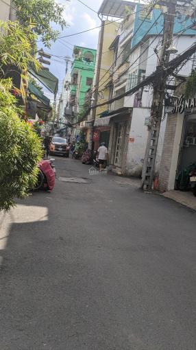 Cần bán gấp! Nhà hẻm 4,5m cách MT đường Nguyễn Đình Chiểu 20m, P4, Q3 ảnh 0