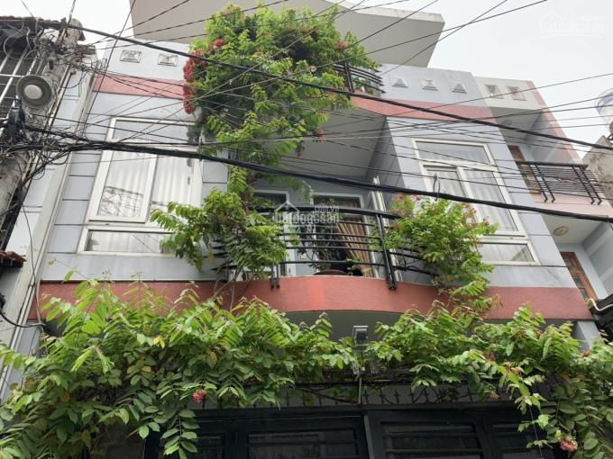 Bán nhà đường Tân Chánh Hiệp 10, xe hơi đậu cửa, 4.3 tỷ ảnh 0