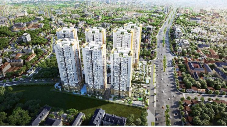 Căn hộ cao cấp Biên Hòa Universe Complex, giá 2,1 tỷ/căn, ngân hàng hỗ trợ vay 70%, LH: 0971127303 ảnh 0