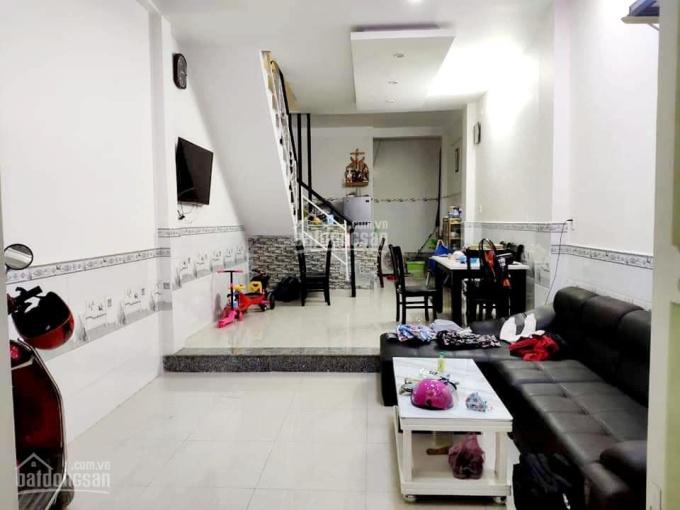 Bán nhà Phạm Văn Chí P7 Q6, hẻm 4m, DT 48m2 (4 x 12) 4 tầng nhà mới đẹp giá chỉ 5 tỷ ảnh 0