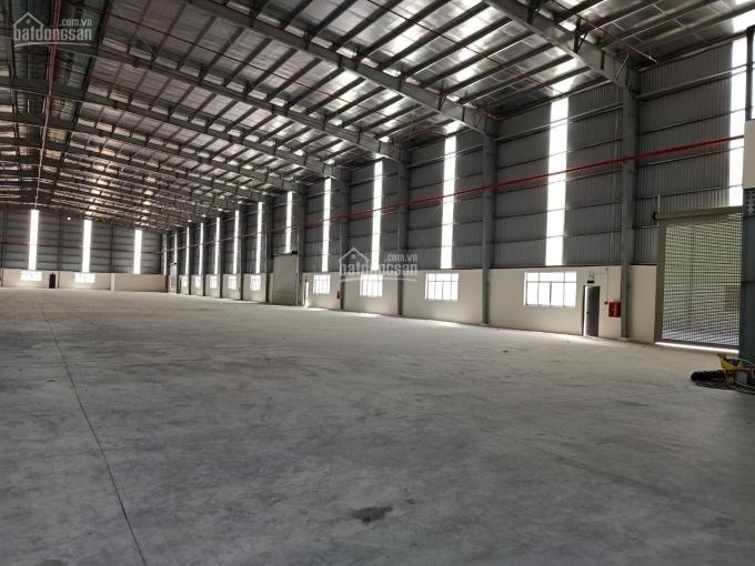 Cho thuê 3200m2, kho xưởng đường Phan Huy Ích, Gò Vấp ảnh 0