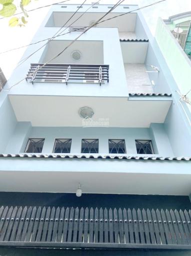 Nhà sổ vuông vức, 4 tầng, 5PN, hẻm 287 Âu Dương Lân, P2, Q8 ảnh 0