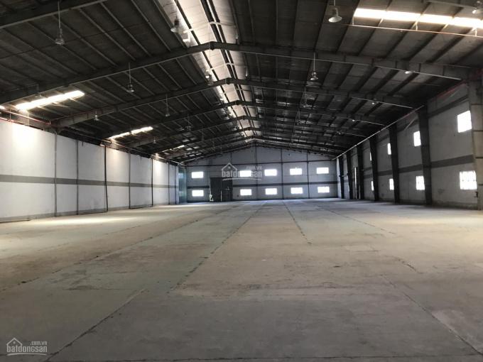 Cho thuê kho, nhà xưởng 1100m2, 1300m2 và 2500m2 khu Cát Lái Quận 2 gần cảng Cát Lái ảnh 0