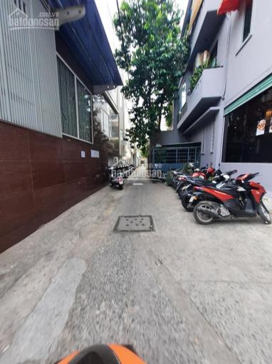 Bán nhà hẻm Nguyễn Hữu Cầu, Phường Tân Định, Quận 1 4 tầng 28m2 7x4m 5 tỷ 7 ảnh 0