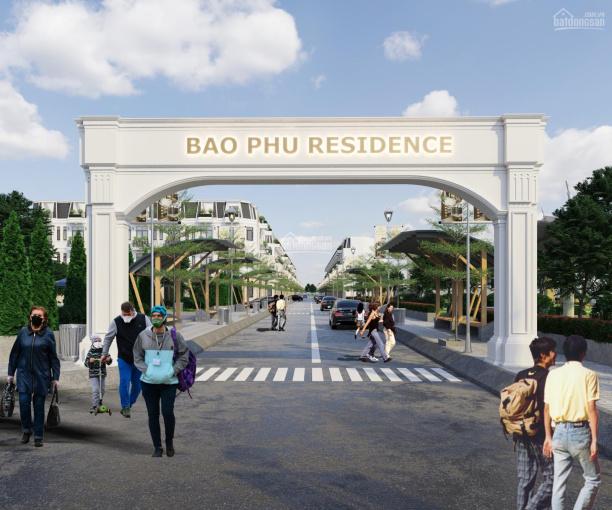 Khu dân cư Bảo Phú Residence, nhà phố cao cấp quy mô, tiện ích hiện đại bậc nhất Q12 ảnh 0