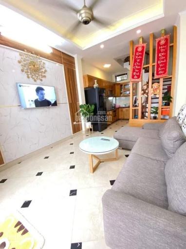 Chủ giảm chào, nhà Yên Lãng, Đống Đa, 35m2 5T MT 3,5m 3 ngủ lớn, phân lô, nhà mới full nội thất sịn ảnh 0