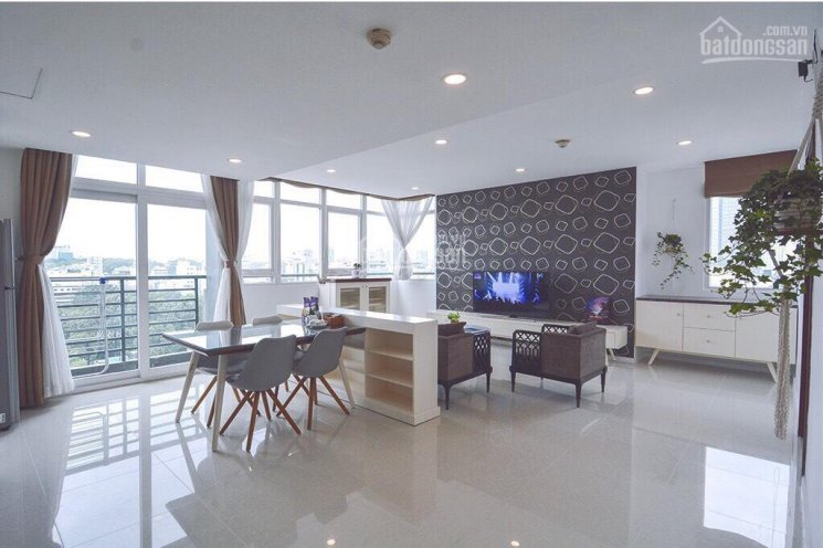 Bán căn hộ cao cấp PN - Techcons Phú Nhuận, đường Hoa Sứ, 3PN 186m2 có sổ, giá tốt. LH 0399348038 ảnh 0
