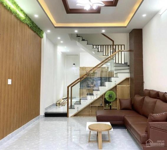 Bán nhà hẻm xe hơi Tân Sơn Nhì, Tân Phú, 59m2, 2 tầng, 4tỷ1 ảnh 0