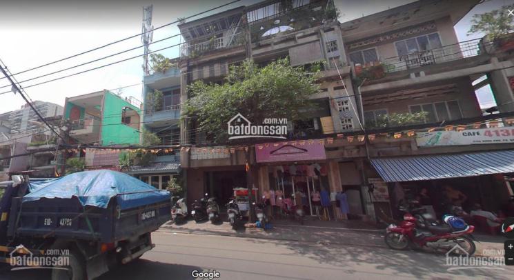 Bán nhà mặt Tiền Hưng Phú P9 Q8 3 lầu 3PN. Giá tốt thương lượng chính chủ ảnh 0