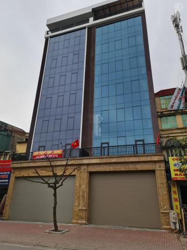 Cho thuê nhà MP Trần Duy Hưng - Cầu Giấy. DT 100m2 x 7 tầng, MT 5m, LH 0984213186 ảnh 0