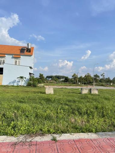 Ngay KDC Vĩnh Phú 1, đất thổ cư vuông vức 75m2 nằm ngay đường Vĩnh Phú 10, Thuận An ảnh 0