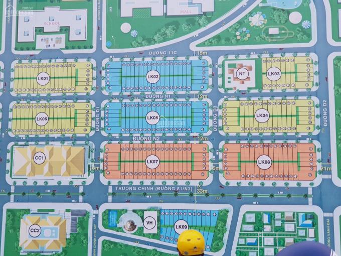 Chính chủ bán nhanh lô đất vị trí đẹp nhất dự án Ecotown, Tx Phú Mỹ, Bà Rịa Vũng Tàu, 0902276818 ảnh 0