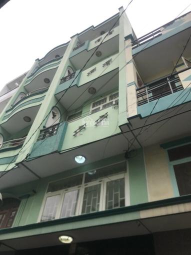 Cần tiền bán gấp nhà HXH 6m đường Hàn Hải Nguyên, P.2, Q. 11 ảnh 0