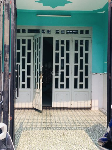 Nhà hẻm xe tải thông Vườn Lài, 4x30(m), giá 12tr ảnh 0