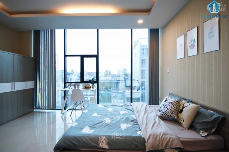 Phòng đẹp giá rẻ view đẹp ở ngay cầu Nguyễn Văn Cừ quận 8, qua quận 1 chưa đầy 1 phút - an ninh tốt ảnh 0