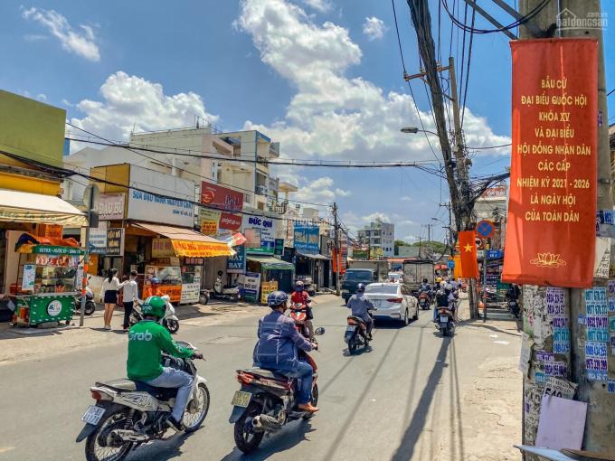 Bán mặt tiền Lê Văn Việt khúc sầm uất nhất, ngay chợ Hiệp Phú, ngang 5.5m dài 26m, giá 24 tỷ TL ảnh 0