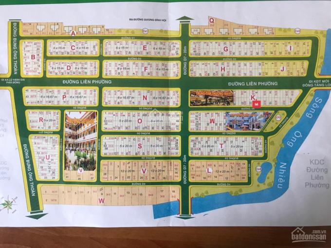 Cần bán gấp lô đất nền dự án SVHTT, DT 100m2, giá 65tr/m2, rẻ nhất thị trường, sổ đỏ cá nhân ảnh 0