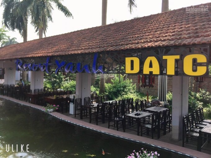 Resort 5 sao xanh DATC Văn Phú Việt Trì 3500m2 dòng tiền khủng siêu rẻ chỉ 156 tỷ ảnh 0