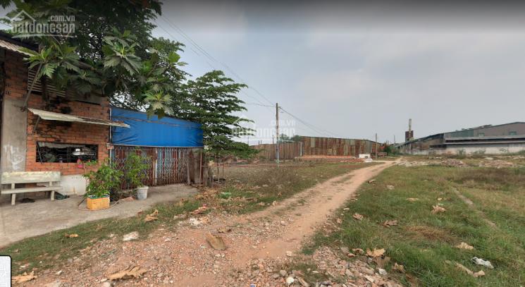 Đất Củ Chi, KCN Tân Phú Trung 120m2, SHR, QL 22 vào 300m ảnh 0