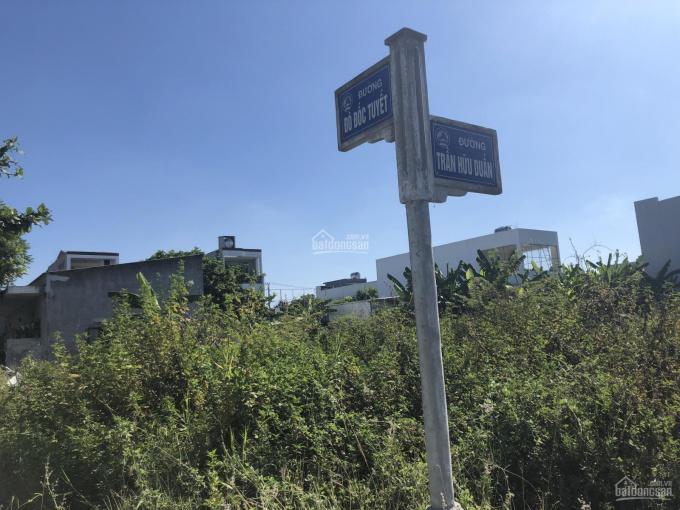 Bán lô đất 2 mặt tiền đường Trần Hữu Duẩn và Đô Đốc Tuyết vị trí đẹp (DT: 177,4m2, giá 5 tỷ) ảnh 0