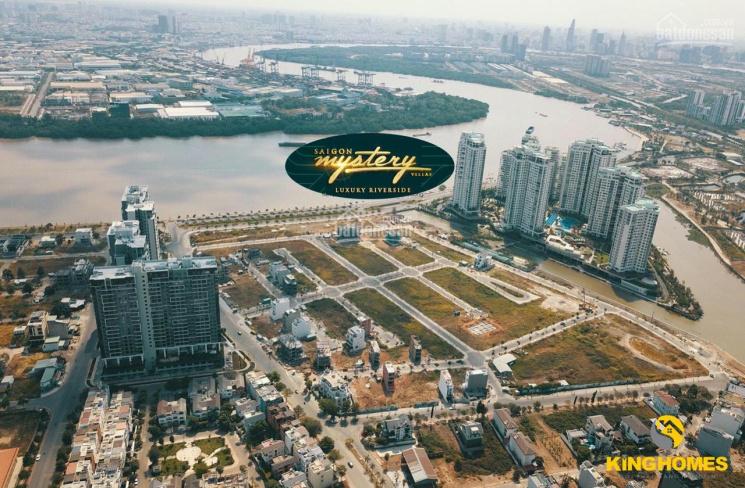 Đất nền Quận 2 Saigon Mystery giá rẻ nhà phố 150tr/m2, mặt tiền sông 270tr/m2, LH: 0939339337 Sơn ảnh 0