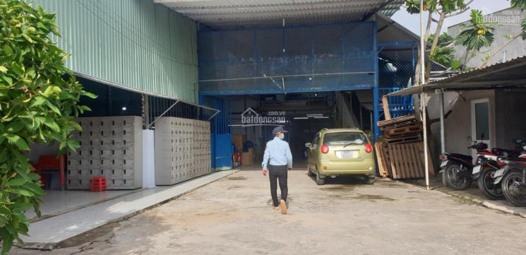 Bán nhà xưởng Phan Văn Hớn, Xuân Thới Thượng, Hóc Môn 1750m2 thổ cư giá 27 tỷ