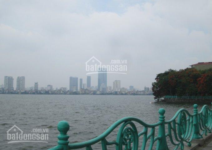 Bán tòa nhà mặt Hồ Tây phố Xuân Diệu, Quảng An, Tây Hồ ảnh 0